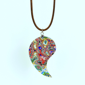 Graffiti Necklace – By Koema