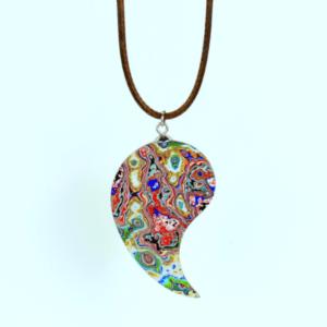 Graffiti Necklace – By Koema