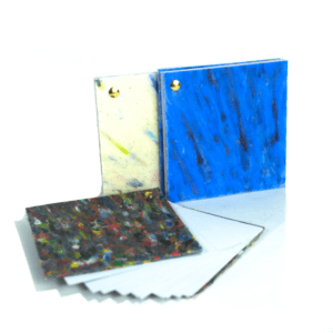 Plastic Bottle cap Notebook