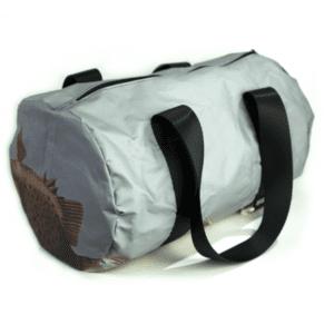Upcycle weekend bag
