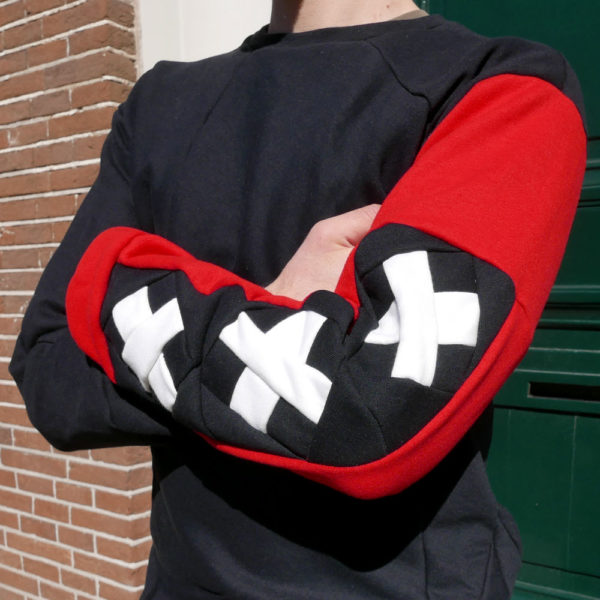 Upcycle Sweater, Recycled Amsterdam Gift