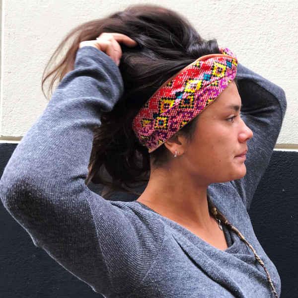 Sunny Life Upcycled Hairband