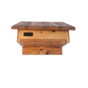 Upcycle Gierzwaluw Nestkast